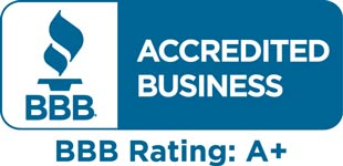 BBB Accredited A+ Rating