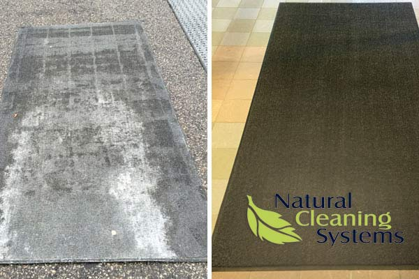 Building Mat Entry Cleaning