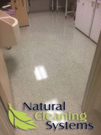 Specialty Floor Waxing